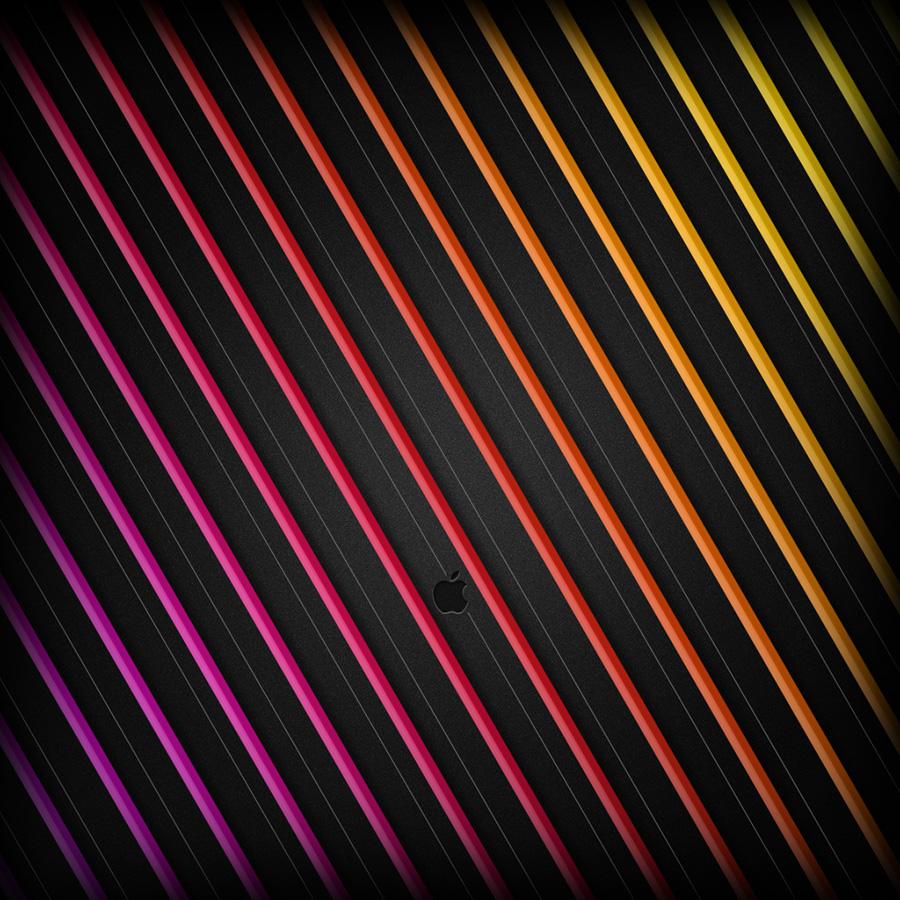 Rainbow Stripes #2
