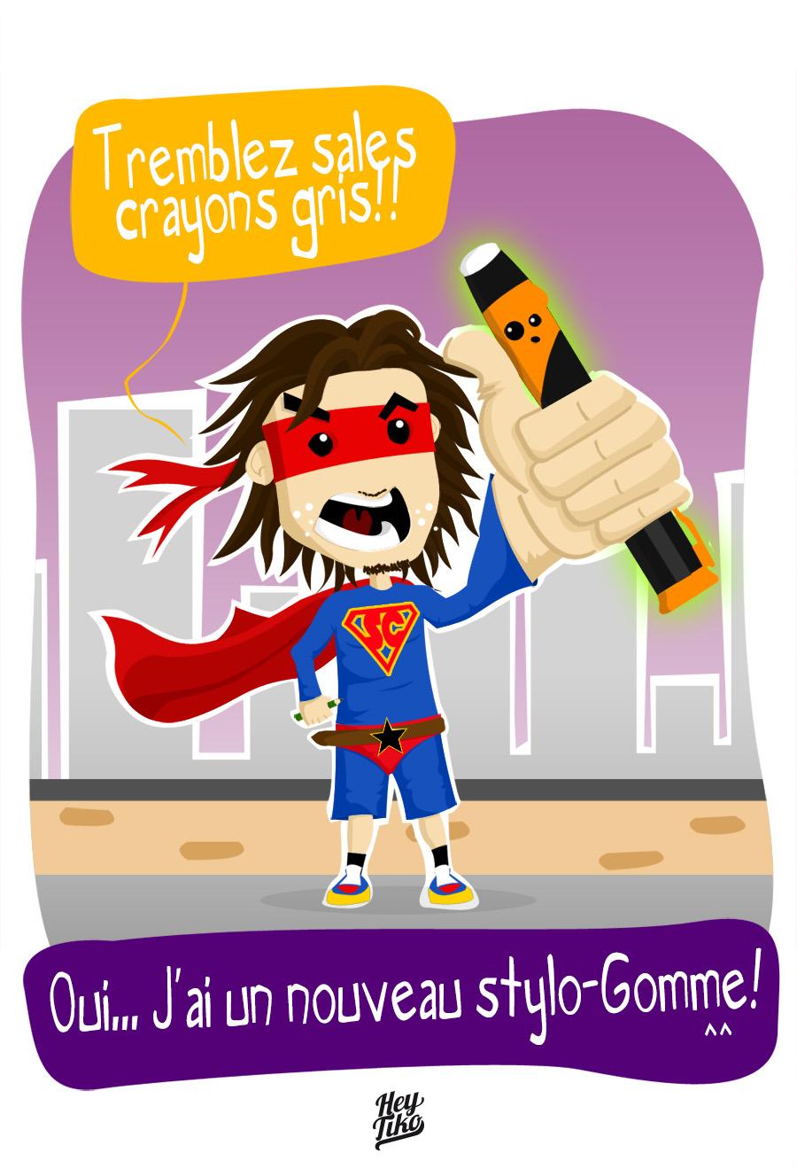 SuperCrayon #2