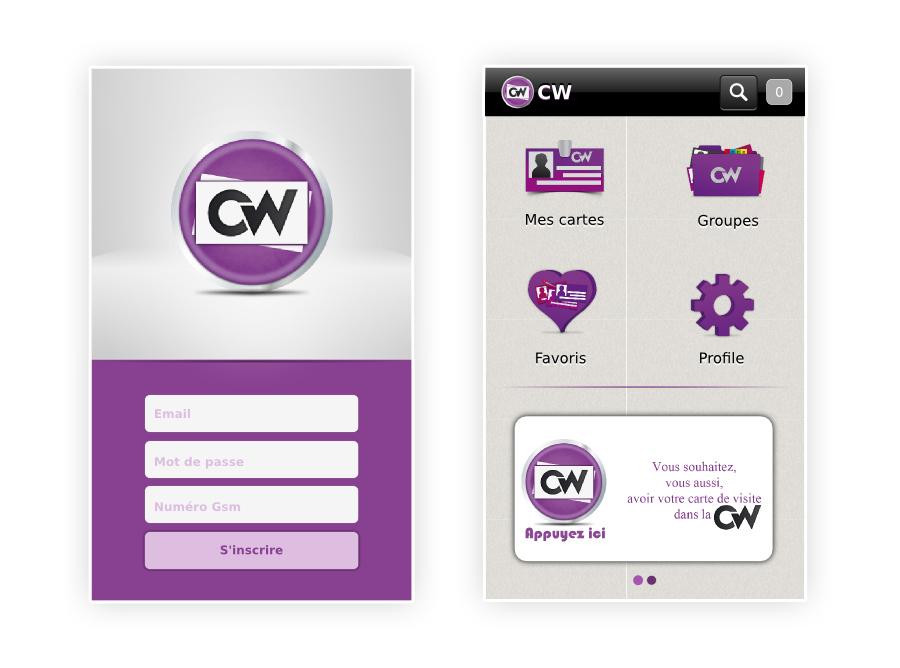 CW - App