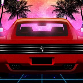 Ferrari Testarossa-mini